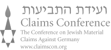 Claims Conference Logo